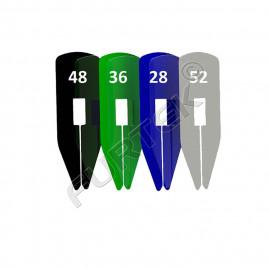 Разделители размеров на вешало R 01