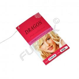 Бирка-книжечка для париков 65х115 мм с отверстием