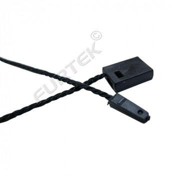 Биркодержатель веревочный HF005 для крепления бирок, этикеток, ценников