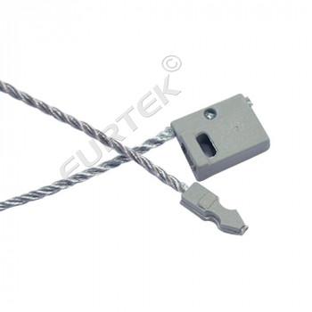 Биркодержатель веревочный KLT005 для крепления бирок, этикеток, ценников