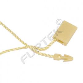 Биркодержатель веревочный DL 12 для крепления навесных ярлыков