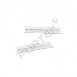 Держатели пластиковые GP 15F для навешивания ярлыков 15 мм