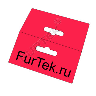 Бирки-хедеры по индивидуальному заказу из картона