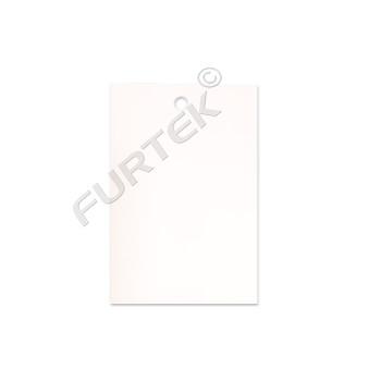 Бирка картонная 30х50 мм без печати