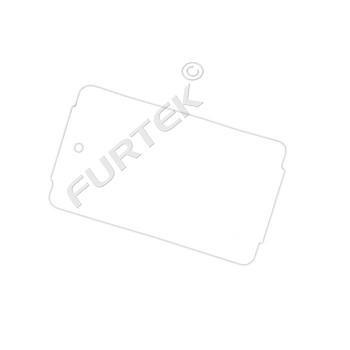 Бирка картонная 45х68 мм
