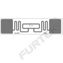 "Самоклеющиеся RFID метки Alien ""Short"" ALN-9662/9762 (Higgs3/Higgs4)"