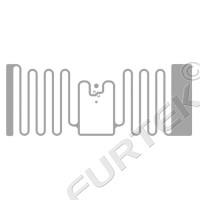 "Самоклеющиеся RFID метки Alien ""HiScan"" ALN-9720 (Higgs4)"
