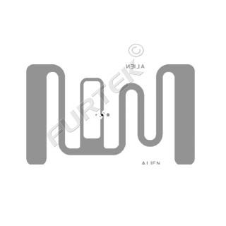 "Самоклеящиеся RFID метки Alien ALN-9728 ""GT"" (Higgs4)"