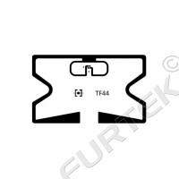 """Самоклеющиеся RFID метки Trace TF44 """"MCM"""" (M4D/M4QT/M4E)"""