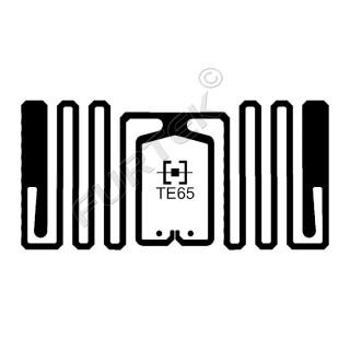"Самоклеющиеся RFID метки Trace TE65 ""Short-Apparel"" (M5)"