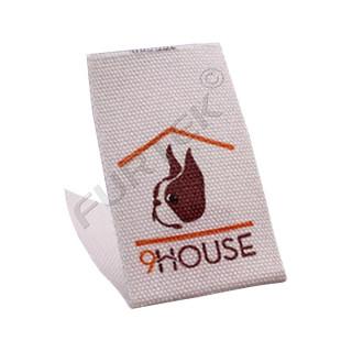 Вшитый ярлык для маркировки сумок-переносок для животных