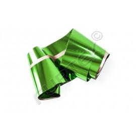 Фольга для горячего тиснения зеленая металлизированная