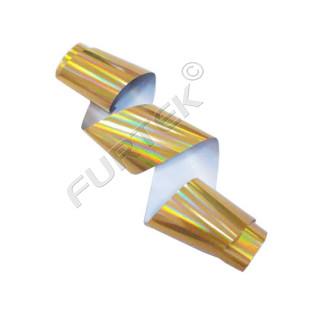 Фольга для тиснения голограмма золото