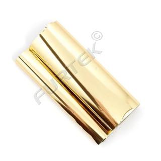 Фольга для горячего тиснения золотая металлизированная