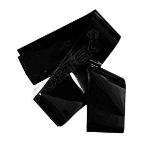 Фольга для горячего тиснения черная металлизированная