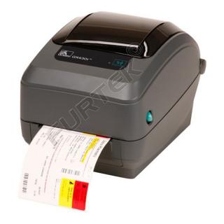 Термотрансферный принтер печати этикеток Zebra GX430t