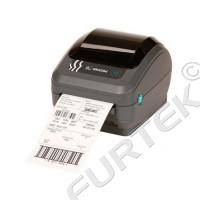 Zebra GK-420t термотрансферный принтер печати этикеток
