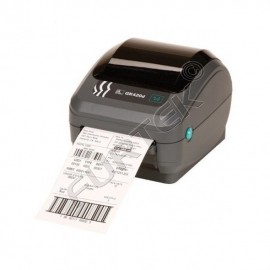 Термотрансферный принтер печати этикеток Zebra GK-420t