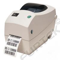Настольный термотрансферный принтер Zebra TLP 2824 Plus