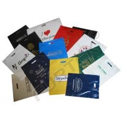 Пакеты ПВД с логотипом (для одежды или с лого брендов)