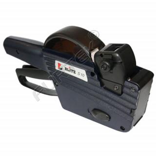 Этикет-пистолет Blitz S10 1-строчный