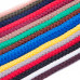 Шнуры полиэфирные круглые с наполнителем, 3 мм, 5 мм