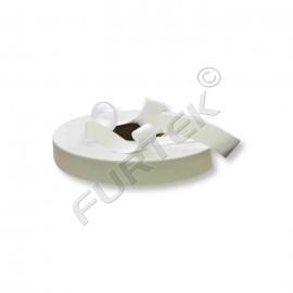 Жесткая полиэстеровая лента марки РТ 761 белая, 100 м, 200 м, 400 м