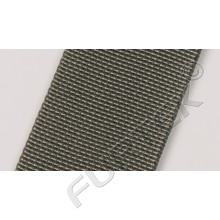 Нейлоновая лента шириной 25 мм марки NW-43668-Т3 серая, 50 м, 100 м