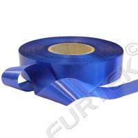 Лента сатиновая синяя 100 м, 200 м, 400 м.