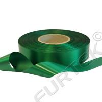 Лента сатиновая темно-зеленая 100 м, 200 м, 400 м