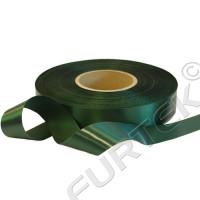 Лента сатиновая изумрудно-зеленая 100 м, 200 м, 400 м
