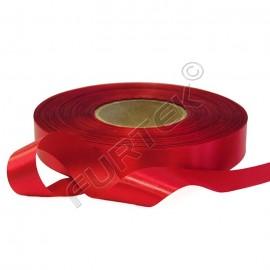 Лента сатиновая красная 100 м, 200 м, 400 м