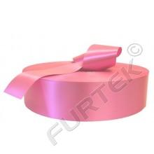 Лента сатиновая розовая 100 м, 200 м, 400 м