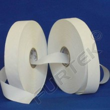 Лента нейлоновая белая 30 мм, 40 мм 100 м