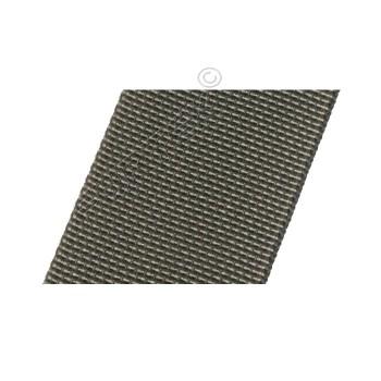 Нейлоновая лента без печати шириной 25 мм марки NW-43668-Т3 серая, 50 м, 100 м