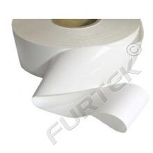 Белая нейлоновая термоклеевая лента марки NH601 100 м, 200 м