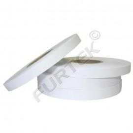 Лента нейлоновая белая для печати всех видов 100 м, 200 м.