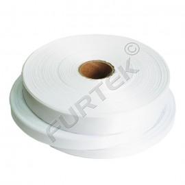 Ленты нейлоновые белые для печати в рулоне, премиум, длина 100 м, 200 м и 400 м