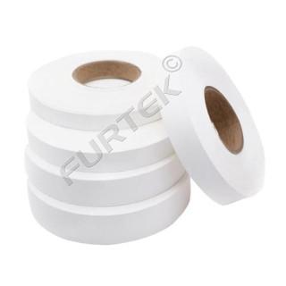 Лента нейлоновая белая для печати экономкласса 100 м, 200 м, 400 м