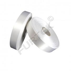 Белая полиэстеровая лента марки РТ 701 S тонкая 100 м, 200 м, 400 м