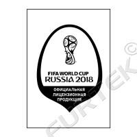 Вшивной брендовый ярлык для кошельков и сумок 50х35 мм