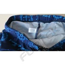 Сатиновый размерник 10х12 мм для пляжной одежды