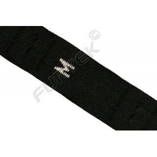 Жаккардовый размерник для одежды 20х10 мм