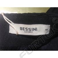 Жаккардовый ярлык 70х15 мм с подгибами для брендовой одежды