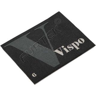 Жаккардовый ярлык для верхней одежды 70х30 мм