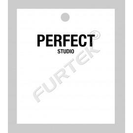 Навесной картонный ярлык 5х6 см с евроотверствием