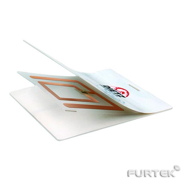 RFID метка в этикетке
