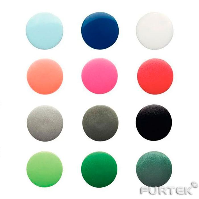 Кнопки Color Snaps Prym диаметр 12,4 мм в ассортименте
