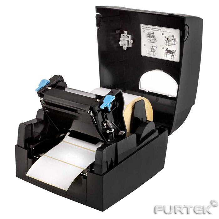 Принтер Citizen CL-S321 открытый вид
