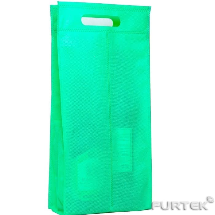 пакеты из спанбонда зеленые